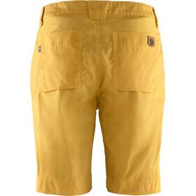 Fjällräven Greenland Shorts Mujer, amarillo